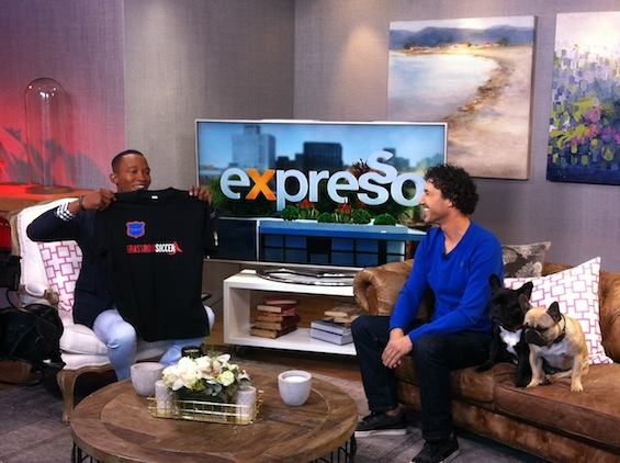 expresso interview
