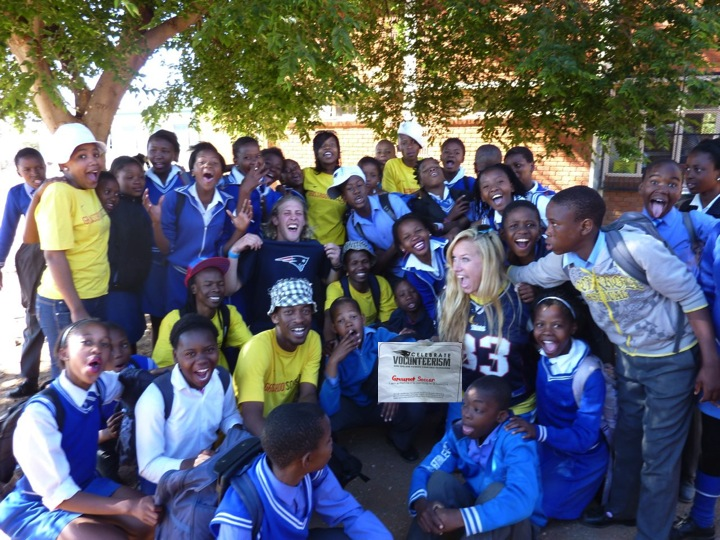 GRS Patriots Volunteerism Kimberley South Africa