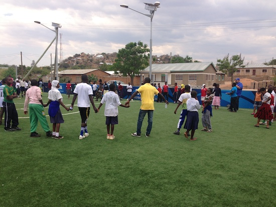 IDYDC Malaria tournament