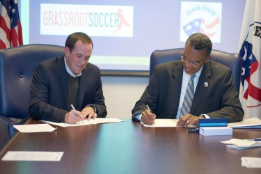 GRS and PC sign agreement
