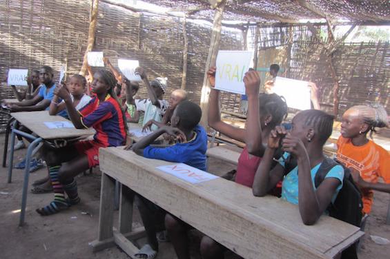 Rachel PCV Senegal