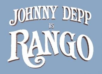Johnny Depp is Rango
