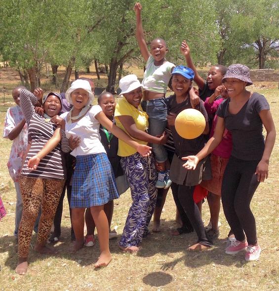 SKILLZ Girl Lesotho