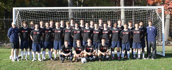 St. Anselm Men's Soccer Team