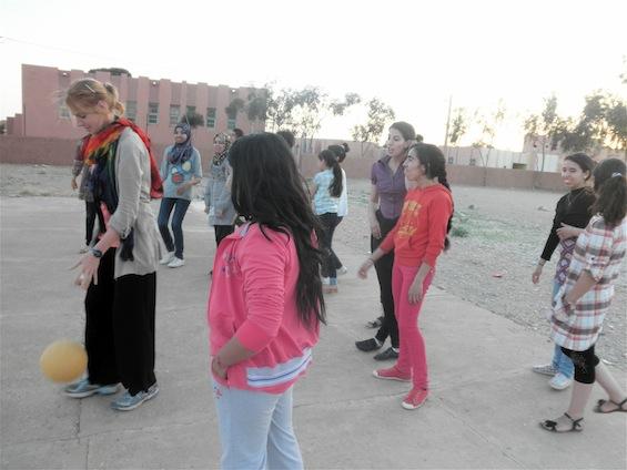 SKILLZ Girl Morocco