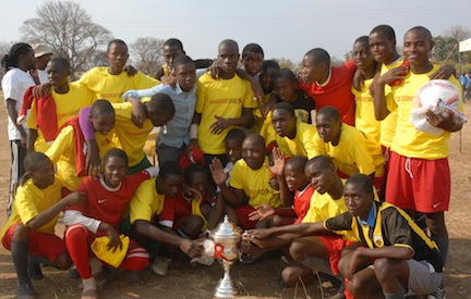 Tsholotsho High School wins tournament