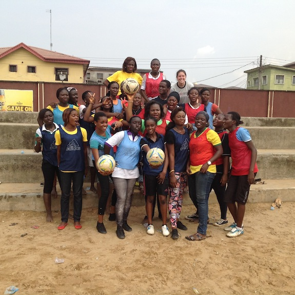 SKILLZ Girl Nigeria Coaches