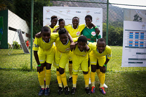 Zimbabwe team, Street Child World Cup