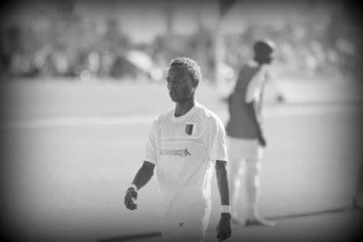 """Kudakwashe """"Nkembe"""" Mahachi"""