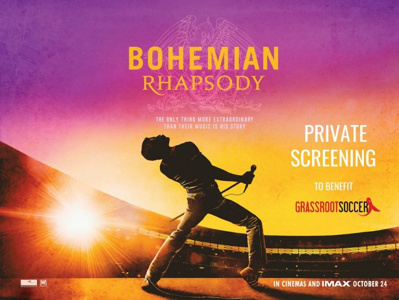 Bohemian Rhapsody Screening